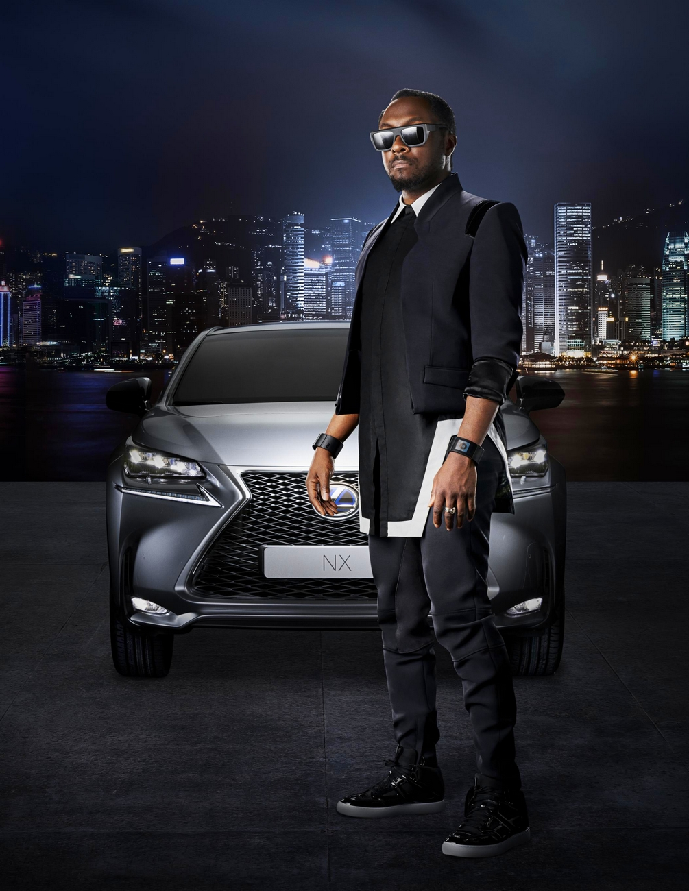 Lexus NX et Will.i.am.3