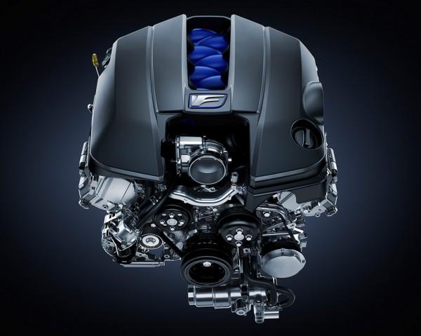 Lexus RC F 2015.11