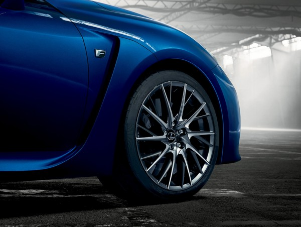 Lexus RC F 2015.12