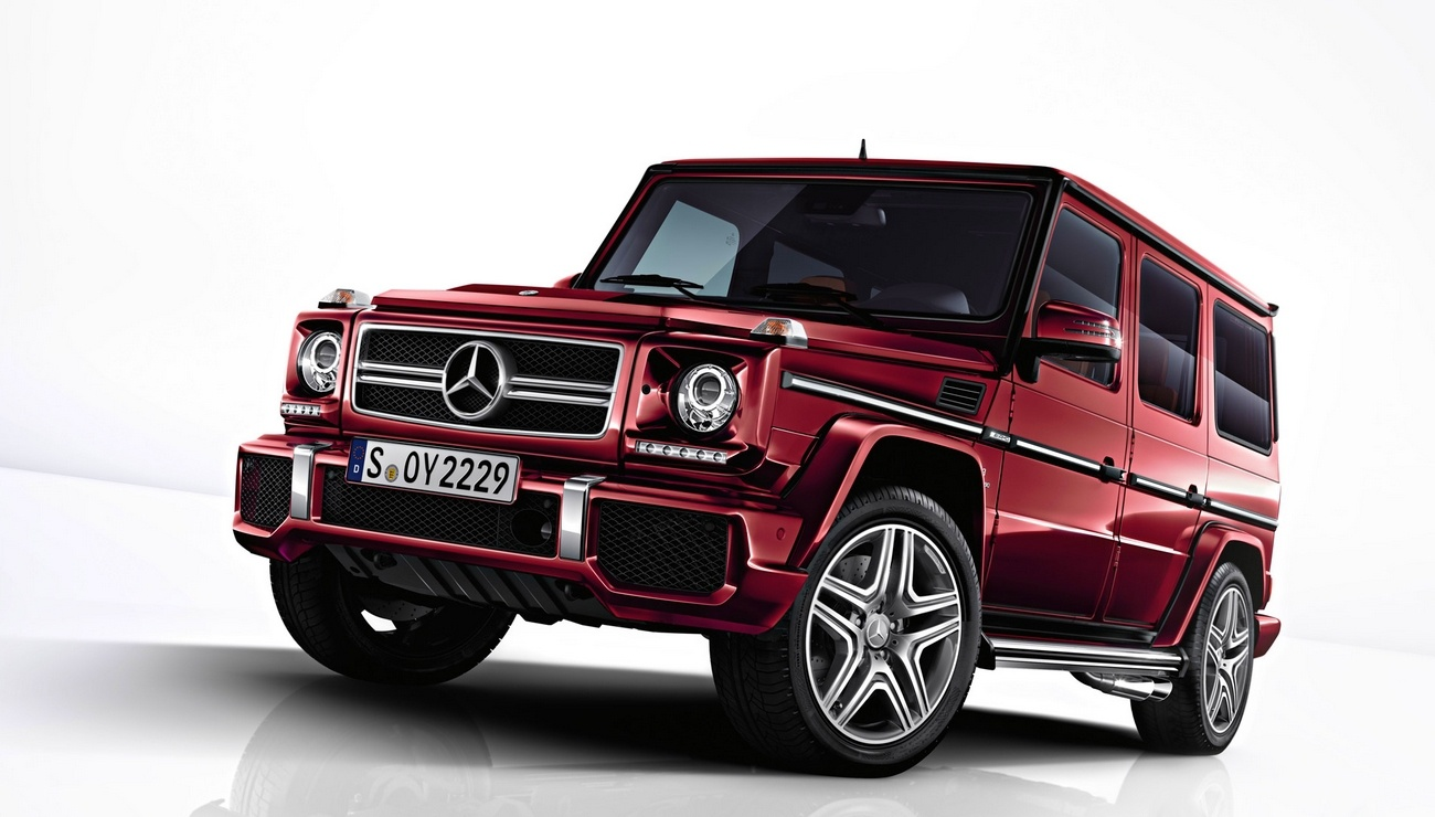 mercedes benz classe g m me pas mort blog automobile. Black Bedroom Furniture Sets. Home Design Ideas