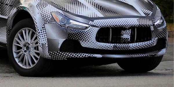 Maserati Levante.0