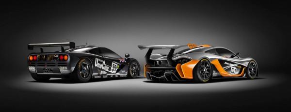 McLaren P1 GTR.7