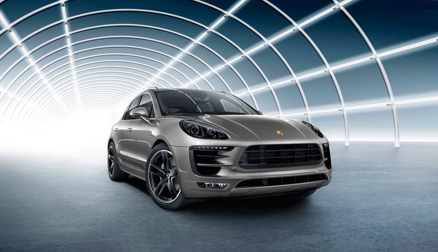 Porsche Macan Pack Sport Design