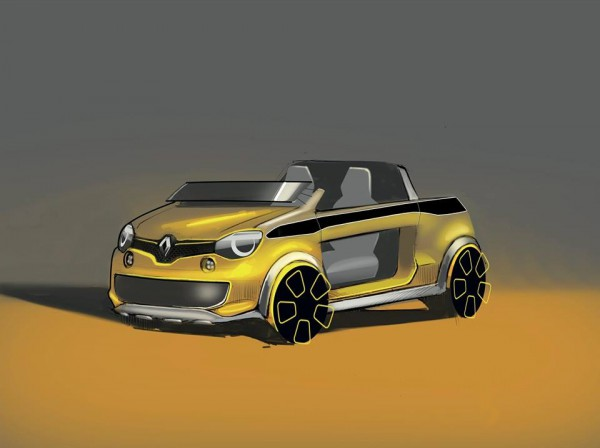 Renault Twing 'Hot.1