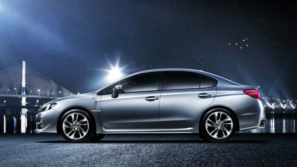Subaru WRX S4 2015.0