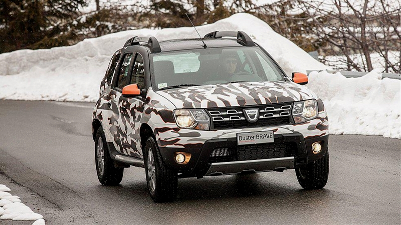 dacia duster brave extra limited edition.2