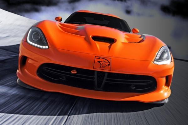 dodge Viper avec V10 Supercharged