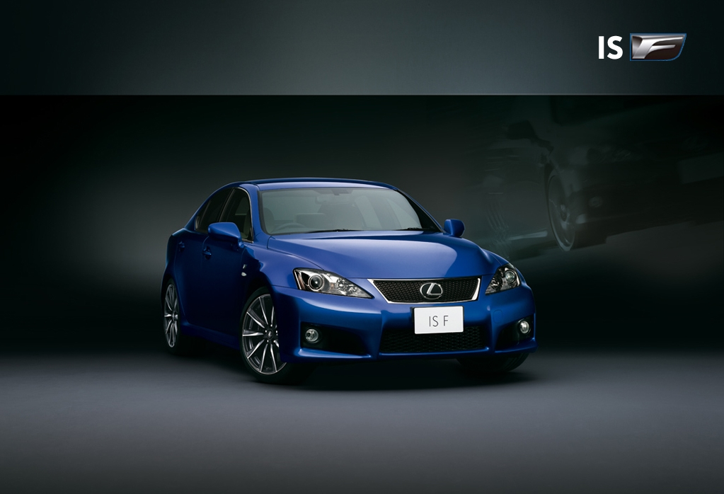 lexus-is f