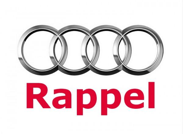 Audi au rappel.0