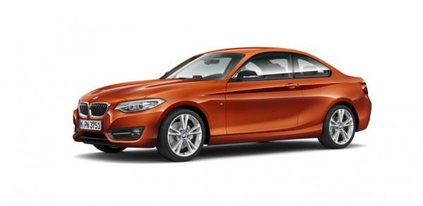 BMW 220d 2015.1