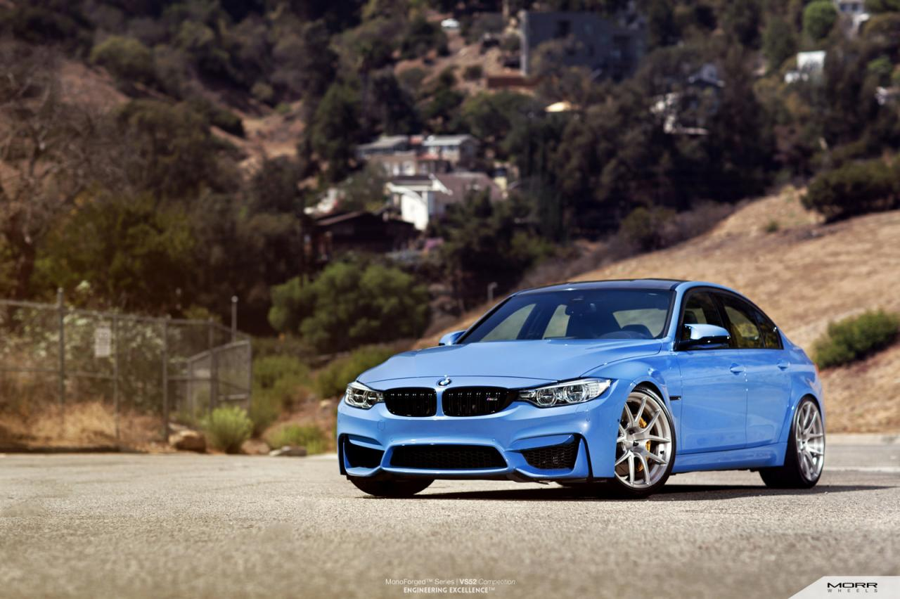 BMW M3 Morr Wheels.1