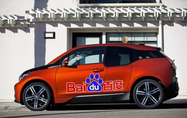 BMW s'allie à Baidu pour créer une voiture autonome