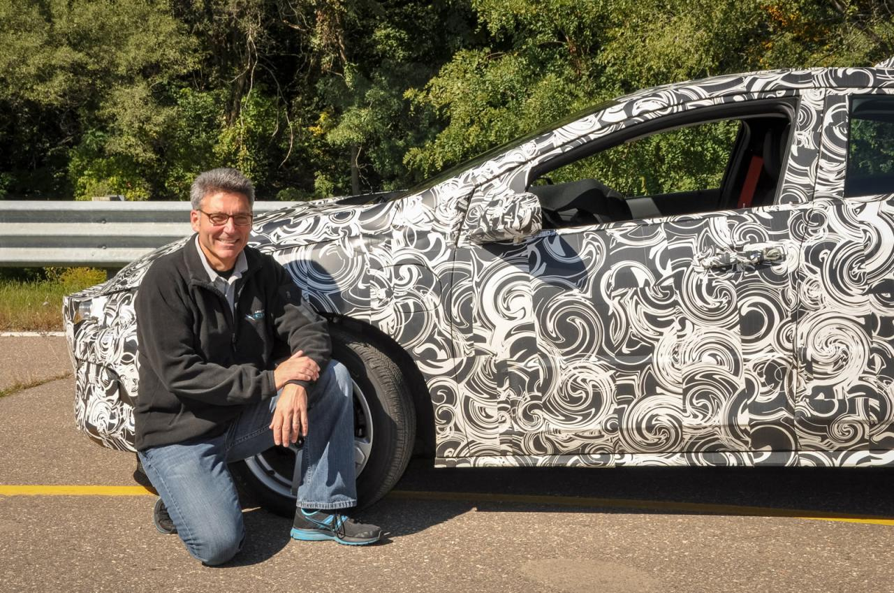 Chevrolet Volt teaser