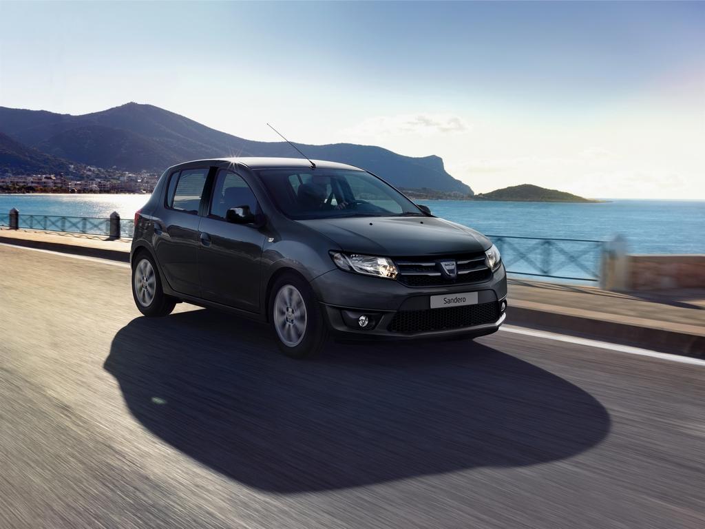 Dacia Sandero Série Limitée Black Touch