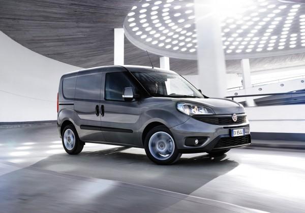 Fiat Doblo restylé 2015.2