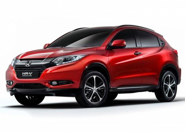Honda HR-V 2015.1