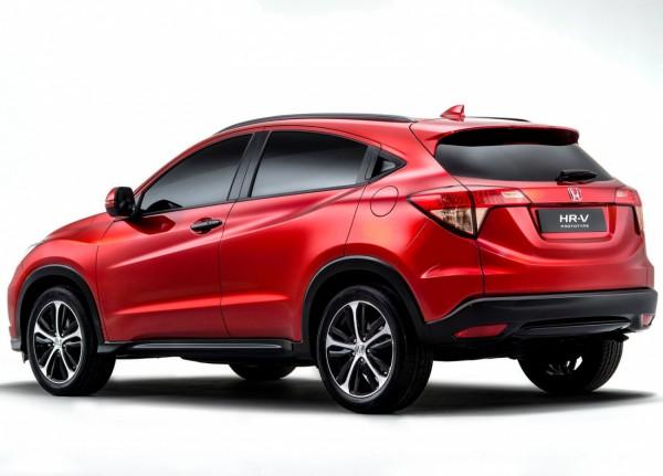 Honda HR-V 2015.2
