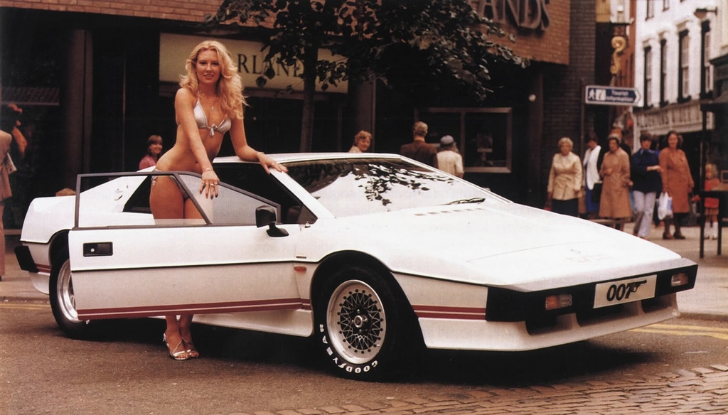 Lotus Esprit Turbo James Bond