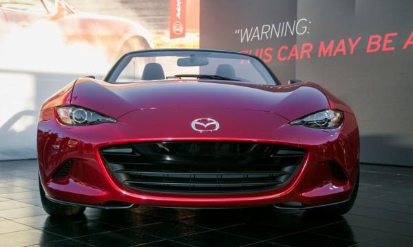 Mazda MX5.4