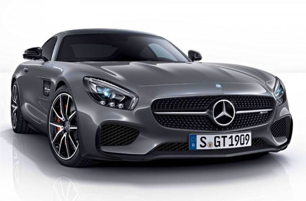 Mercedes-AMG GT Edition One.1