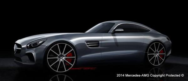 Mercedes Benz-AMG GT.0