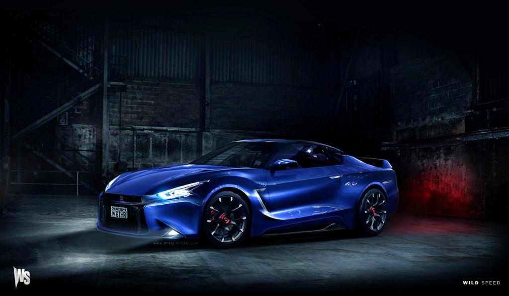 Nissan GT-R R36 par Wild Speed