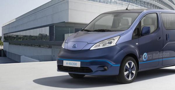 Nissan e-NV200 VIP Concept.0