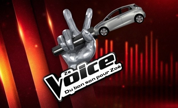 Renault Zoé Ze voice