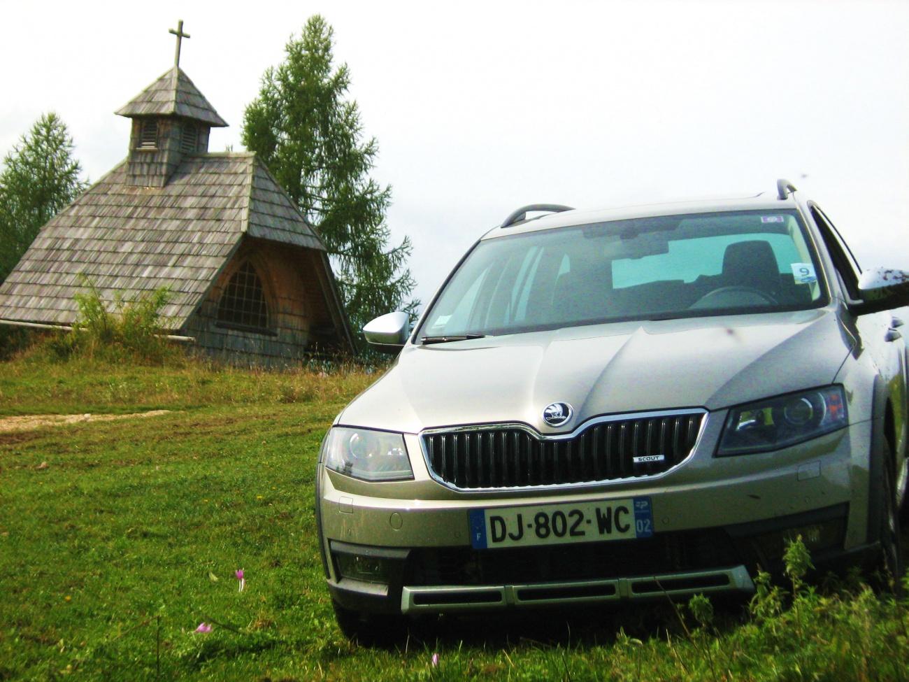 skoda octavia scout 164 blog automobile. Black Bedroom Furniture Sets. Home Design Ideas
