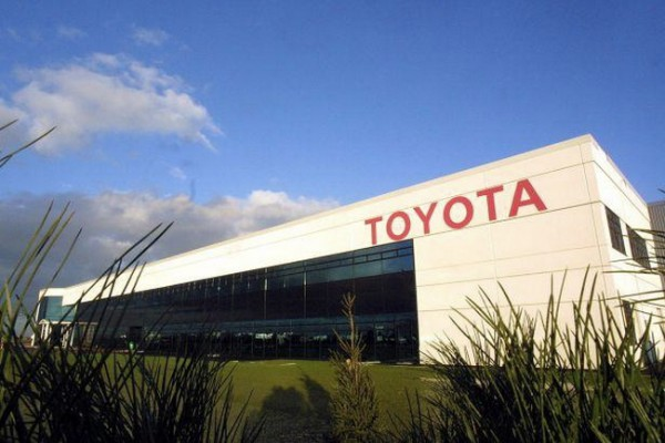 Toyota usine d'Onnaing