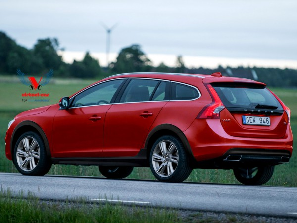 V60 Cross Country Arrière