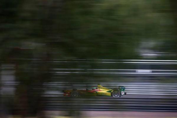 formula E GP de Pekin 2014.6