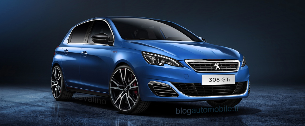 peugeot 308 gti l 39 h riti re de la 309 gti16 bleu miami en approche blog automobile. Black Bedroom Furniture Sets. Home Design Ideas
