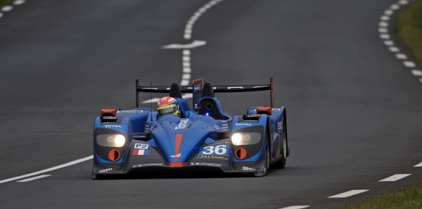 Alpine A450 champion en ELMS 2014.1