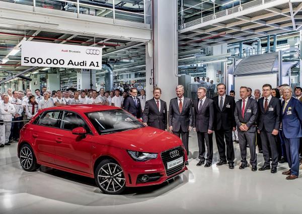 Audi 500.000 A1.3