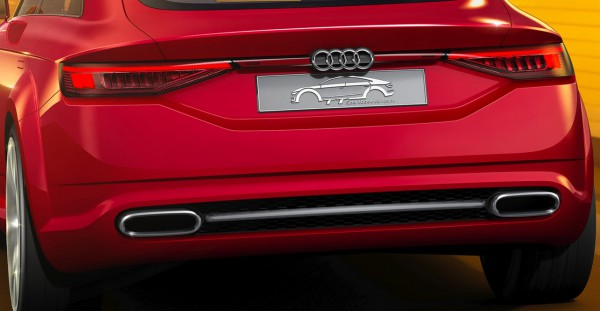 Audi TT Sportback Concept.0