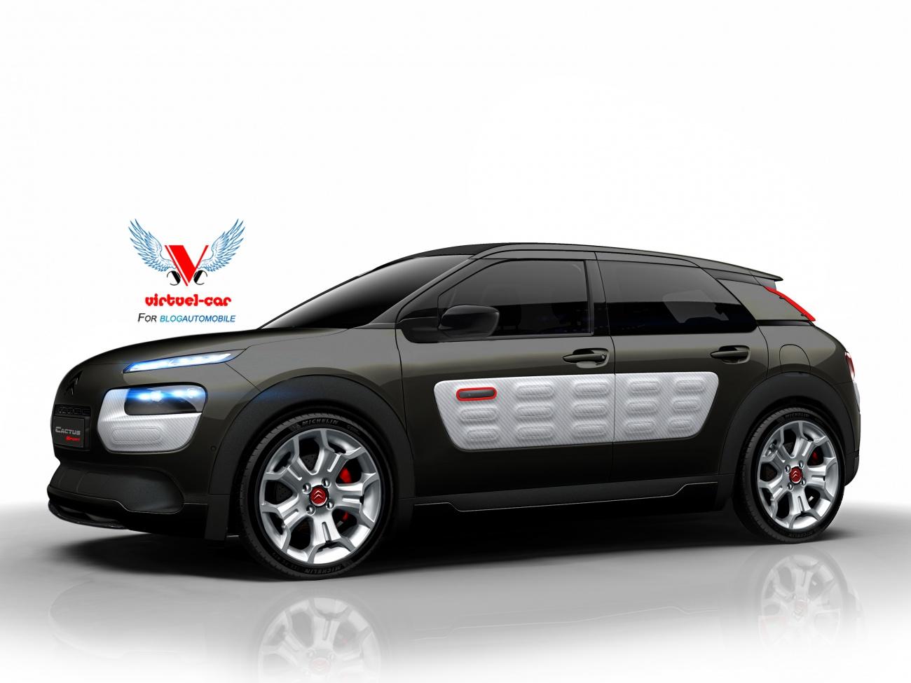 citro n c4 cactus sport attacks blog automobile. Black Bedroom Furniture Sets. Home Design Ideas
