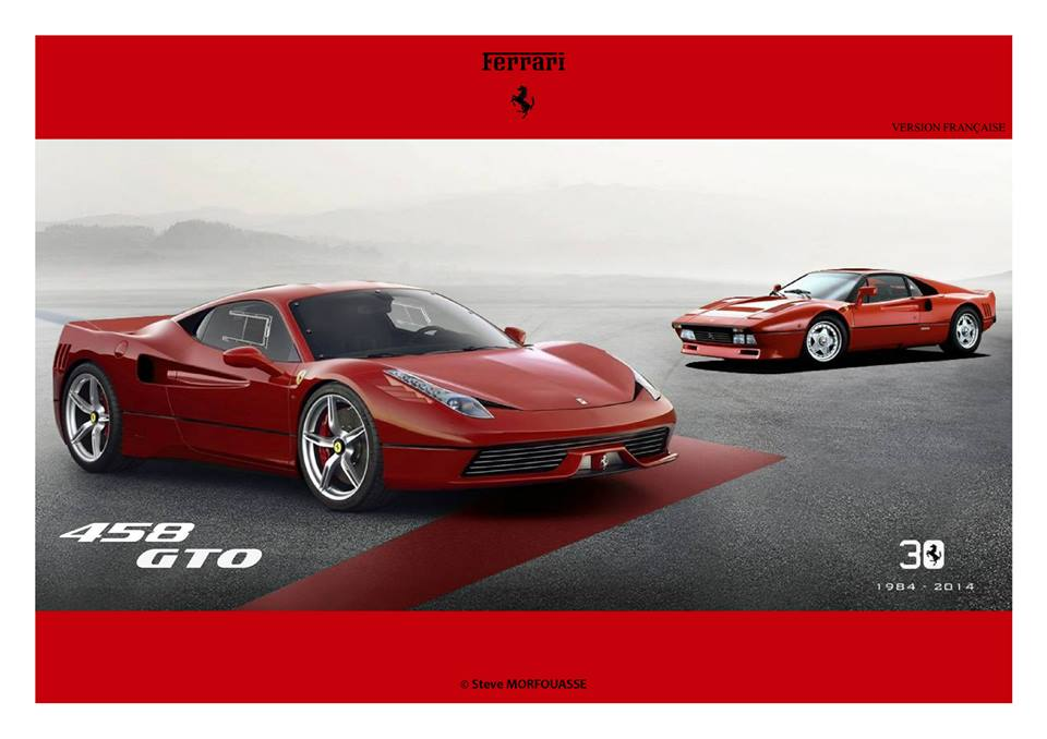 Catalogue  F458  GTO.1