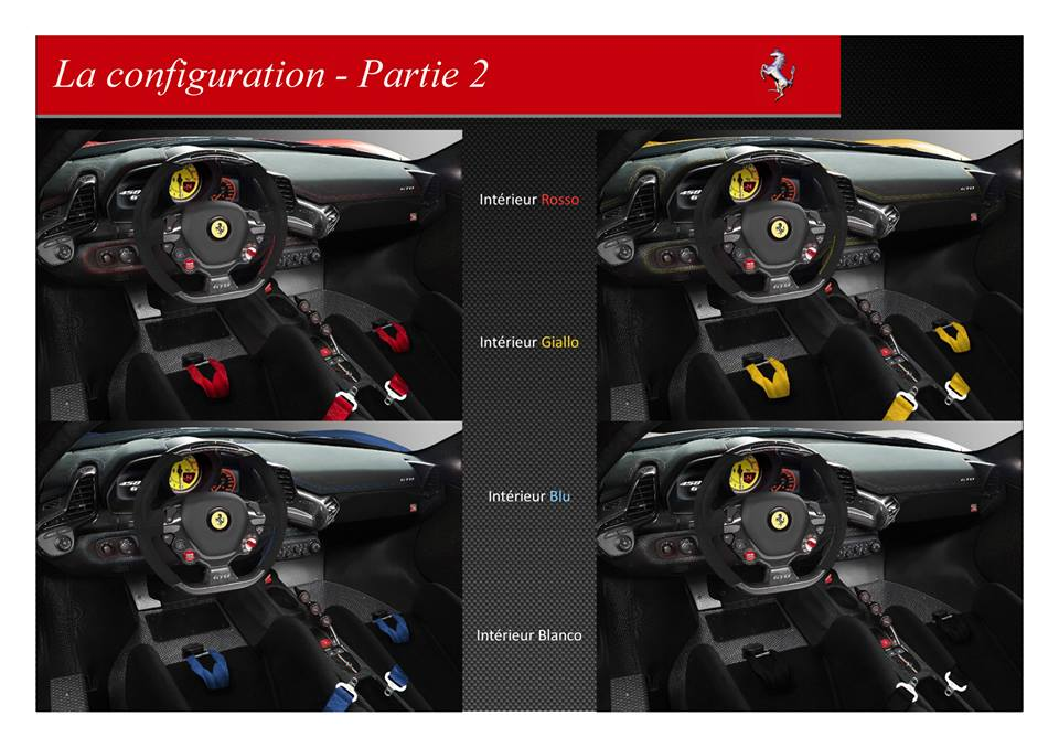 Catalogue  F458  GTO.11
