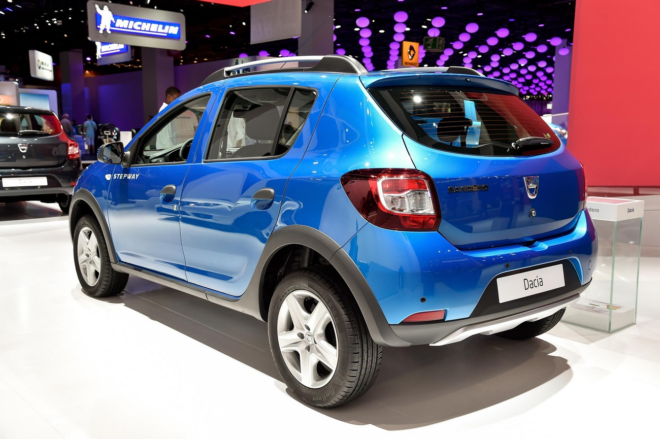 dacia sandero stepway 2 blog automobile. Black Bedroom Furniture Sets. Home Design Ideas