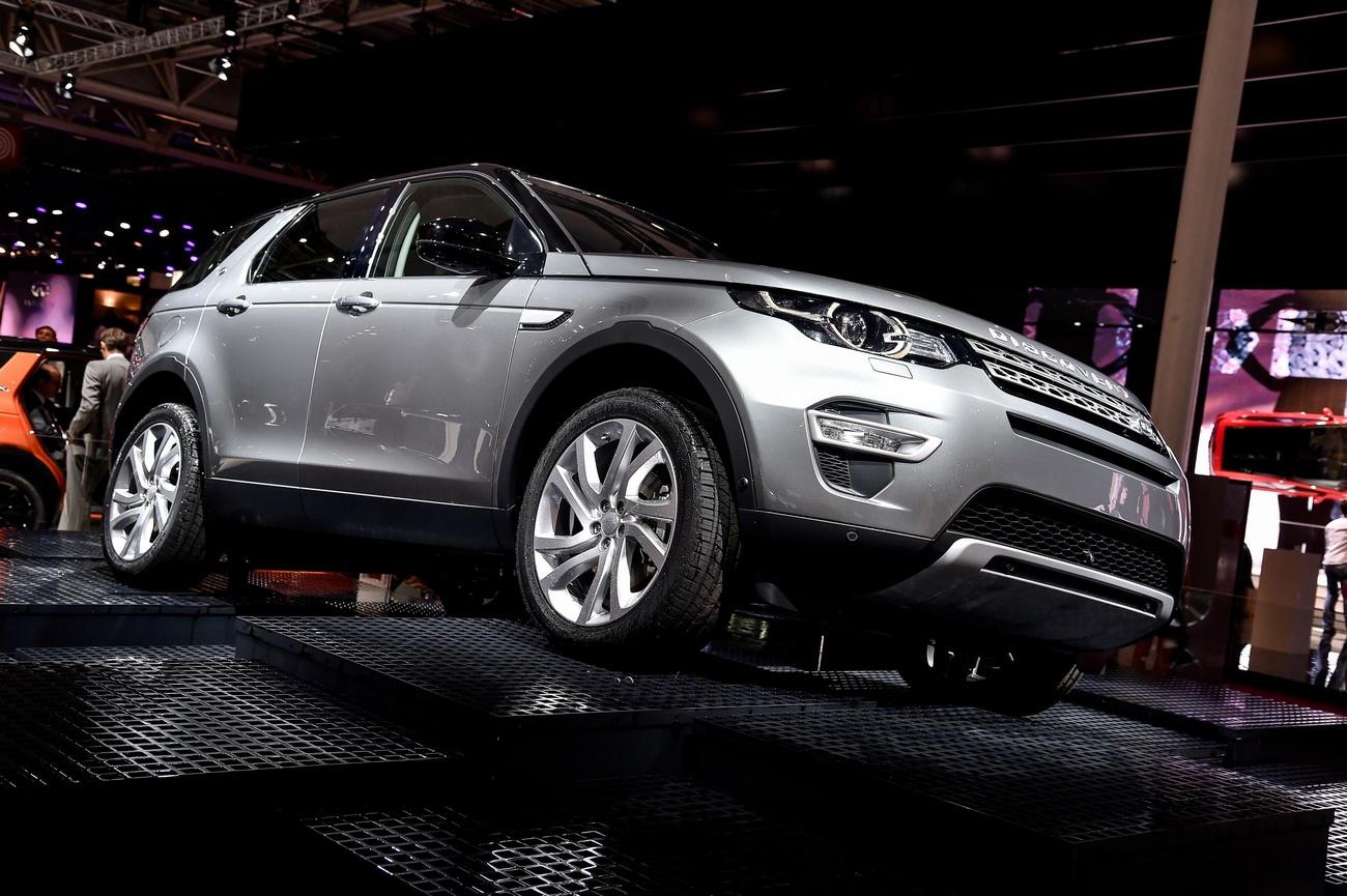 land rover discovery sport 5 blog automobile. Black Bedroom Furniture Sets. Home Design Ideas