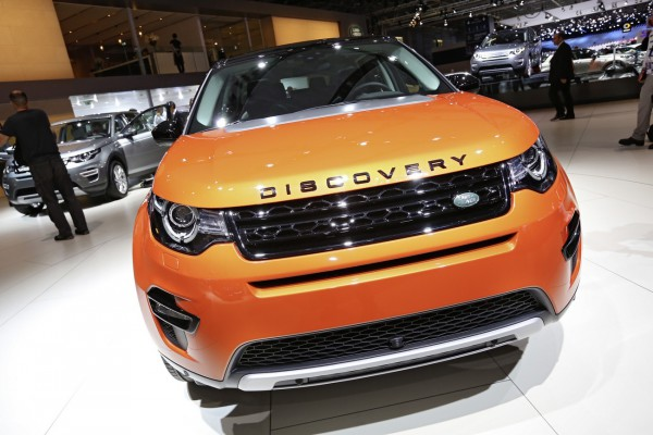 Land Rover Discovery Sport .8