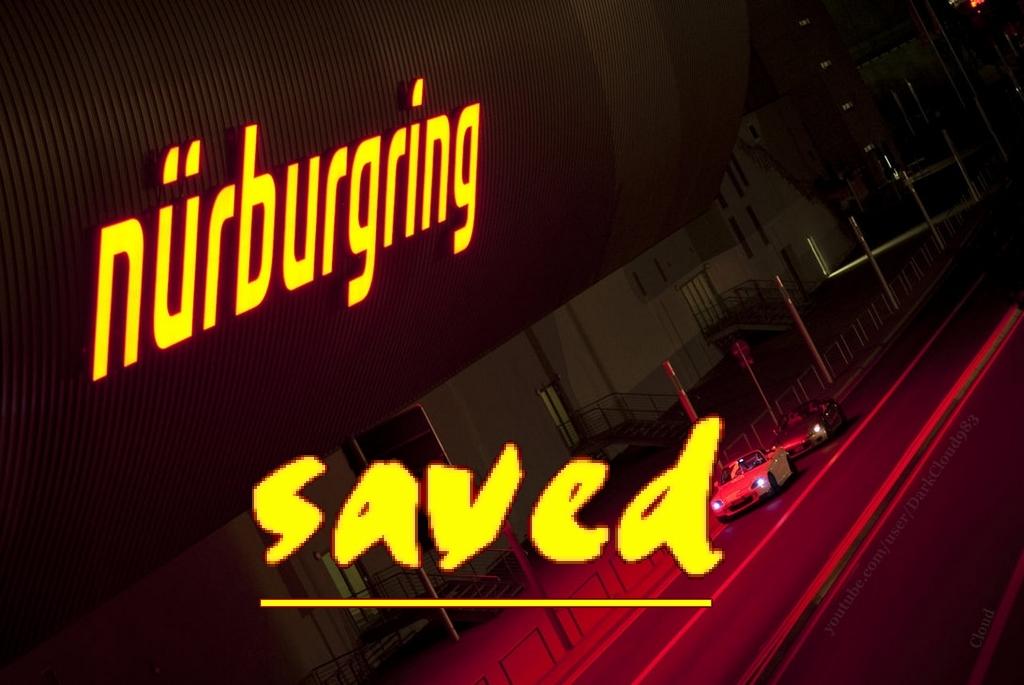 Le ring sauvé par un russe - nurburgring par systempoison
