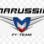 Logo Marussia F1