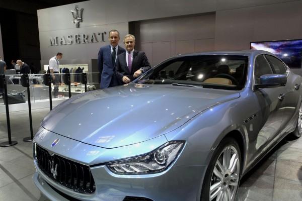 Maserati Ghibli Ermenegildo Zegna.13