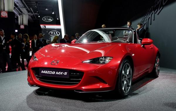 Mazda MX-5 2015.1