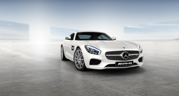 Mercedes AMG GT S.12