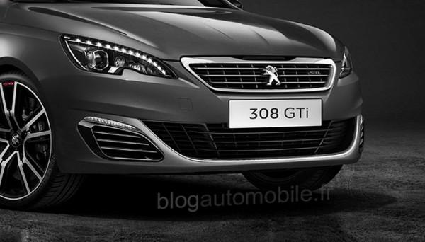 Peugeot 308 GTI par Cavalino pour Blogautomobile