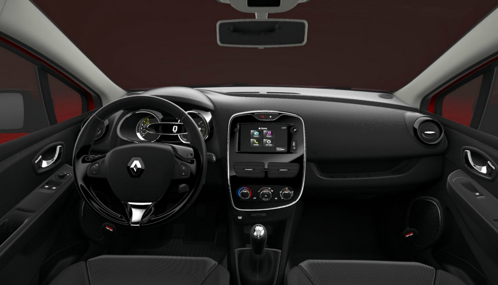Renault Clio Gt Line Pack