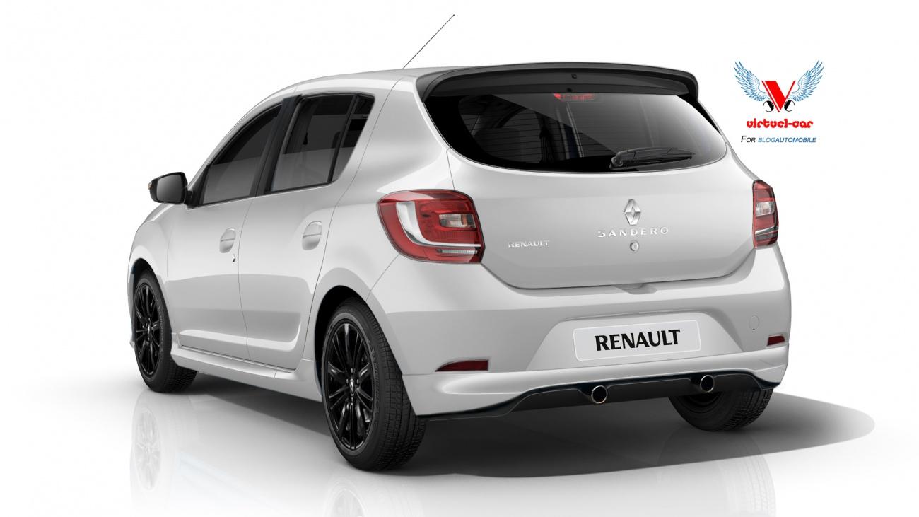 Renault : La Sandero RS (ou GT ou Sport) en approche ...